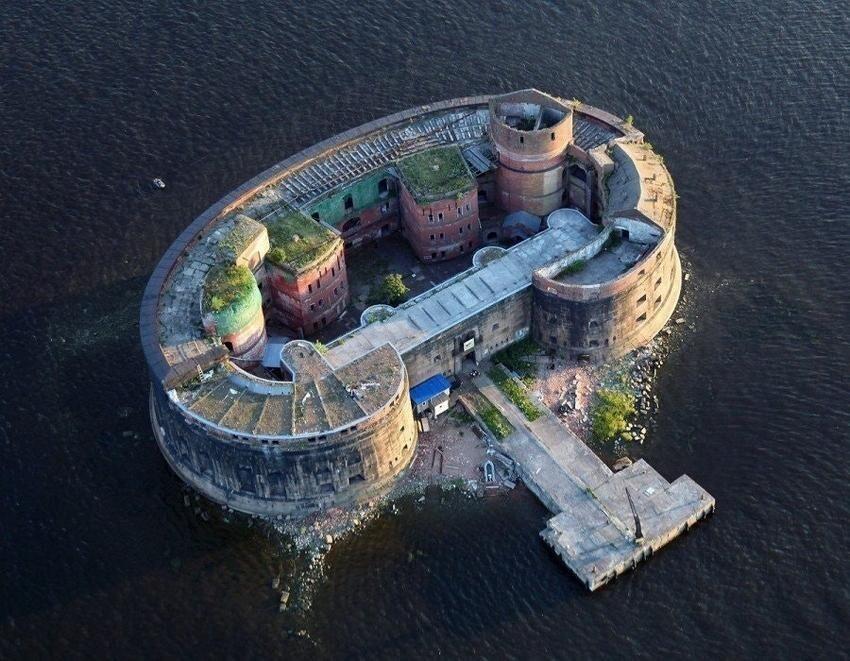 Чумной форт, Санкт-Петербург