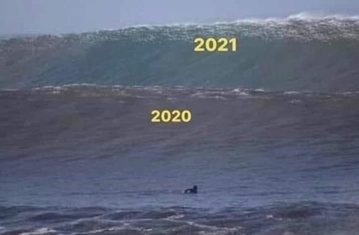 Говорят, 2020 скоро закончится