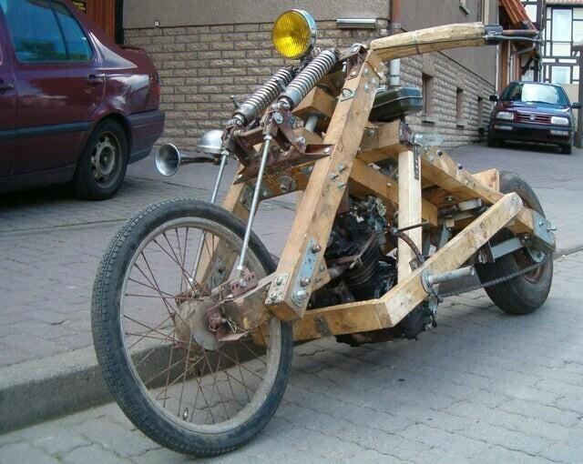 Кто бы это ни построил, он точно профессор инженерных наук