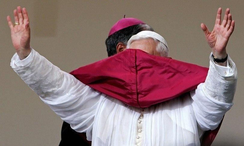 Любимец Бога и ветра - Папа Римский