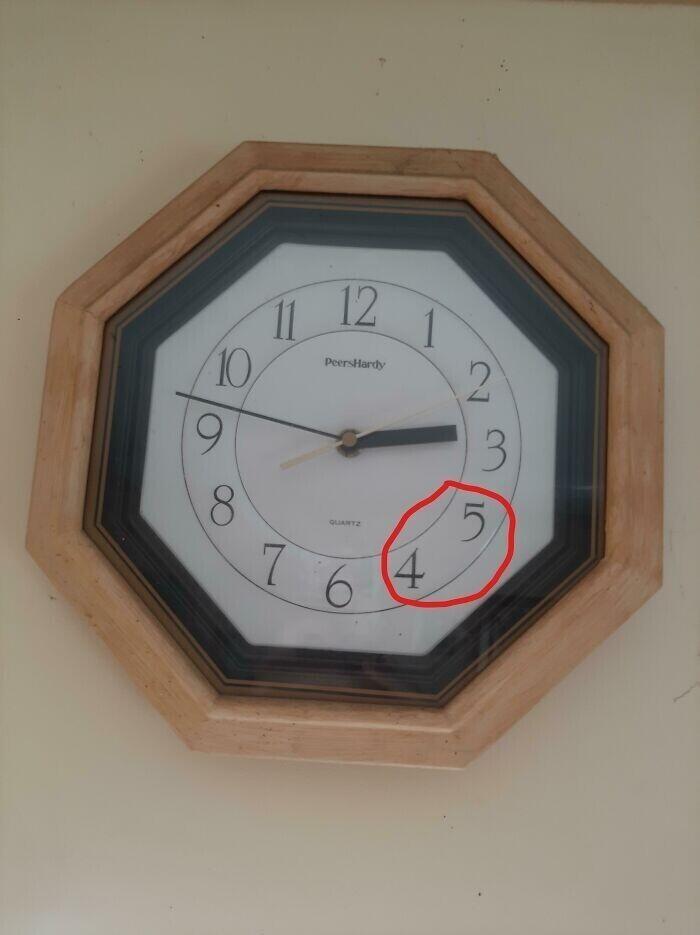 """""""Эти часы висели у нас в доме лет 20..."""""""