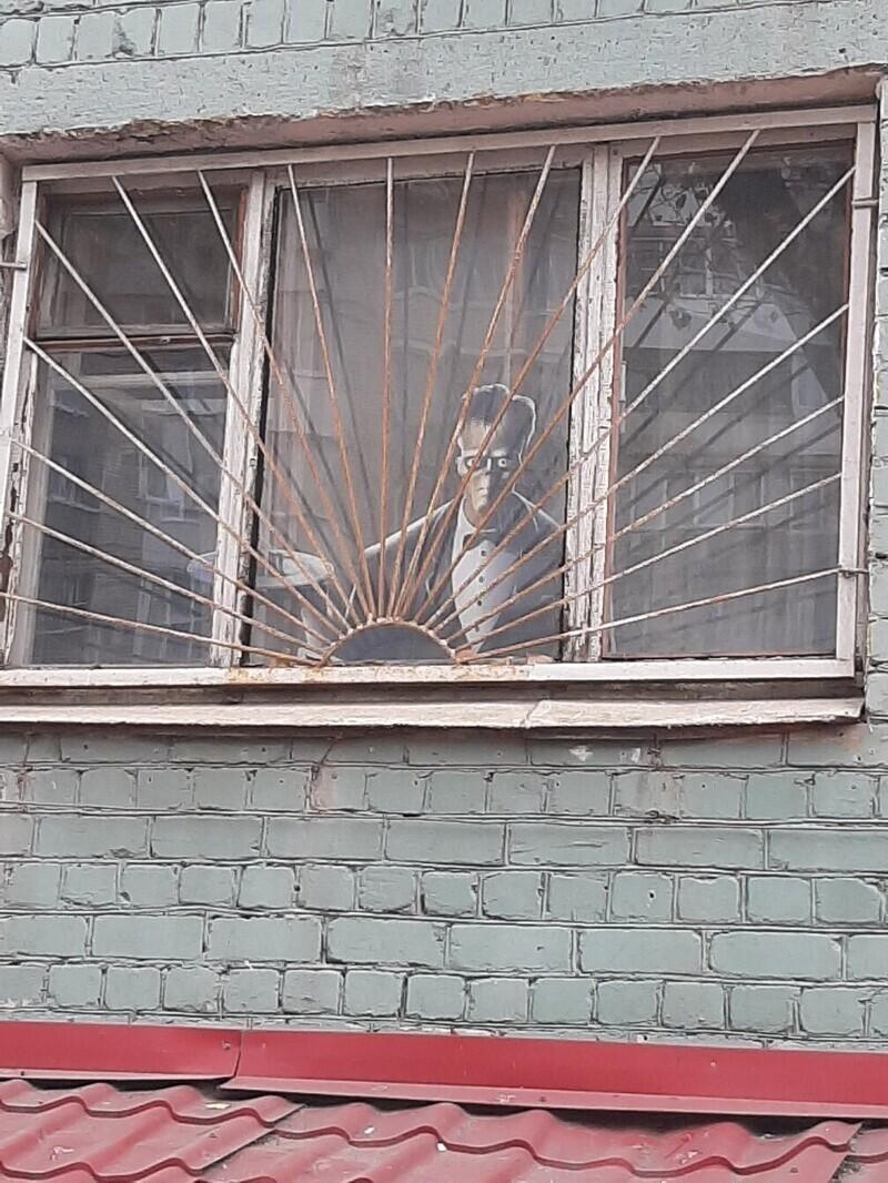 Не забывайте почаще в окно выглядывать
