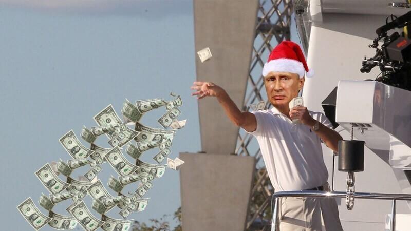 Путин объявил о новых выплатах семьям с детьми к Новому году
