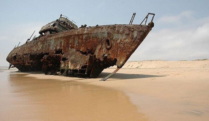 Как заканчивают свою жизнь бывшие повелители морей