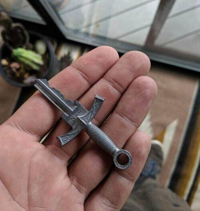 Ключ. Просто ключ