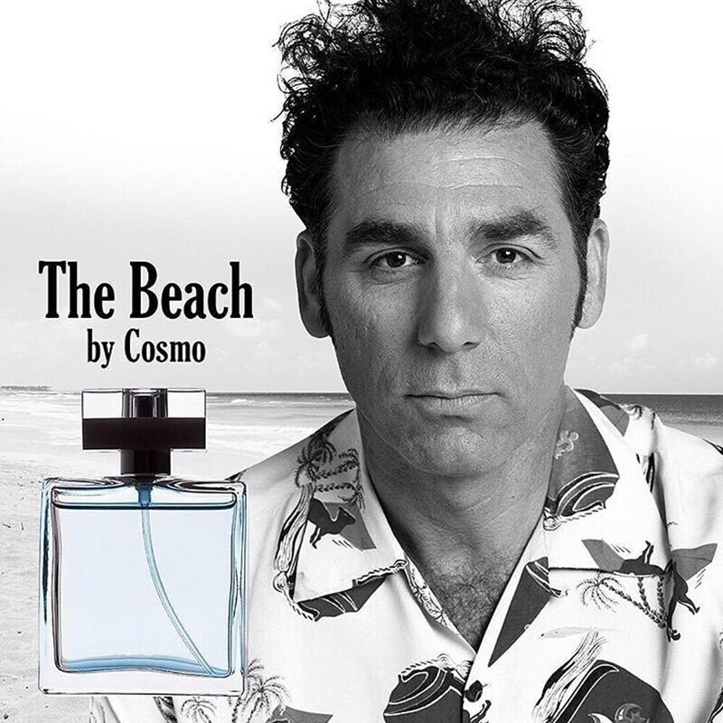 Одеколон с ароматом пляжа. Запах дохлой рыбы и водорослей