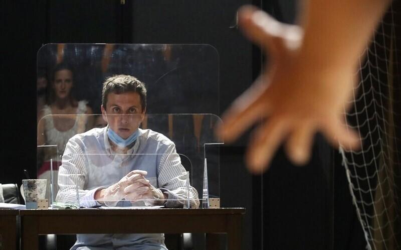 Так прослушивают абитуриентов актерского факультета ГИТИСа в эпоху коронавируса