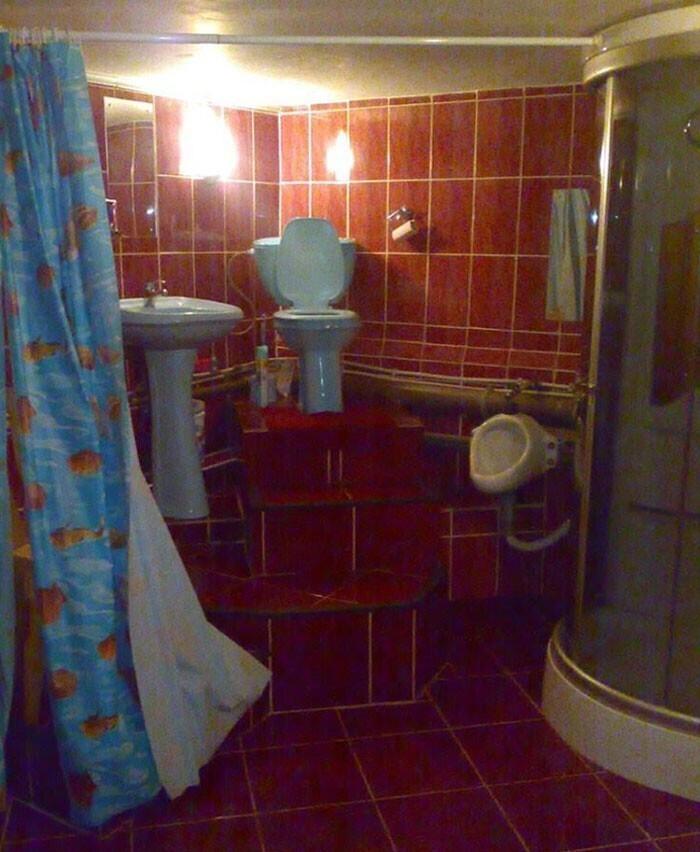 Королевский туалетный трон