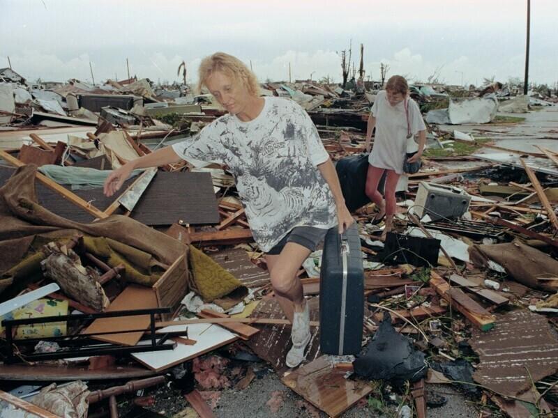 "Ураган ""Эндрю"""