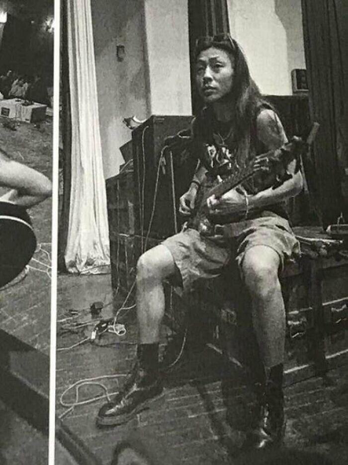 """""""В конце 1980-х мой отец был одним из первых рокеров в Китае"""""""