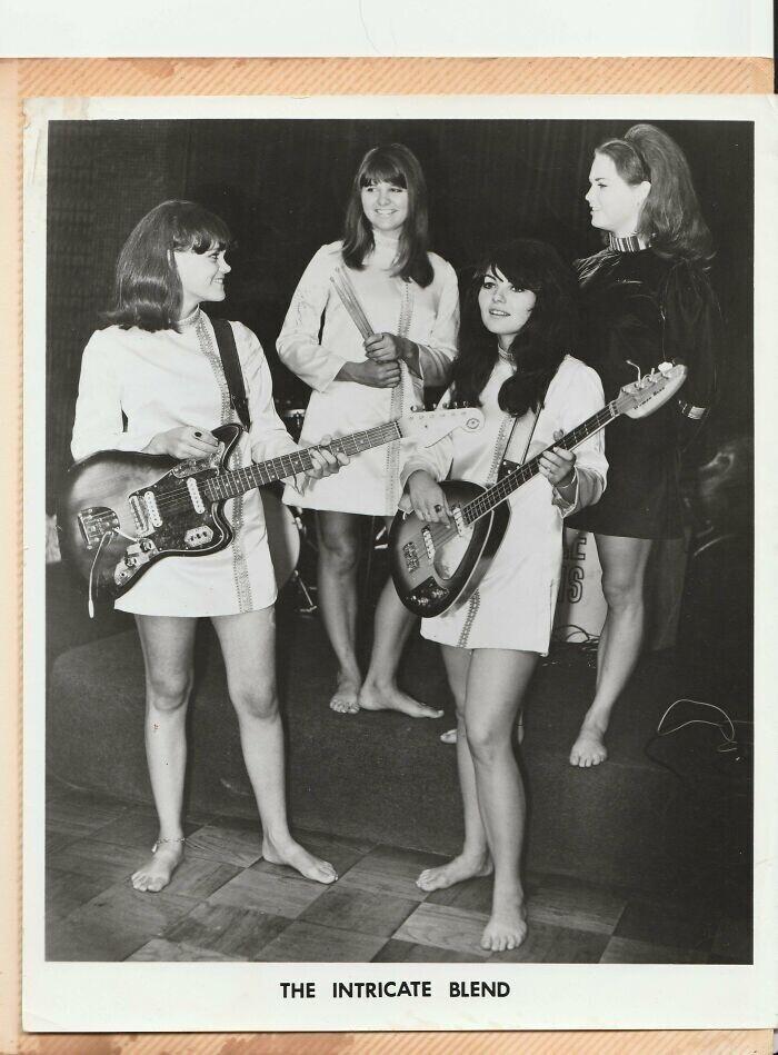 """""""Моя мама в 1960-х играла в девичьей рок-группе"""""""
