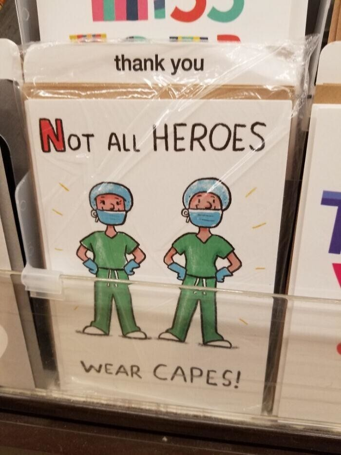 """""""Не все герои носят плащи""""...и маски, как положено, тоже"""