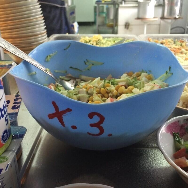 5. Названия блюд всегда радуют