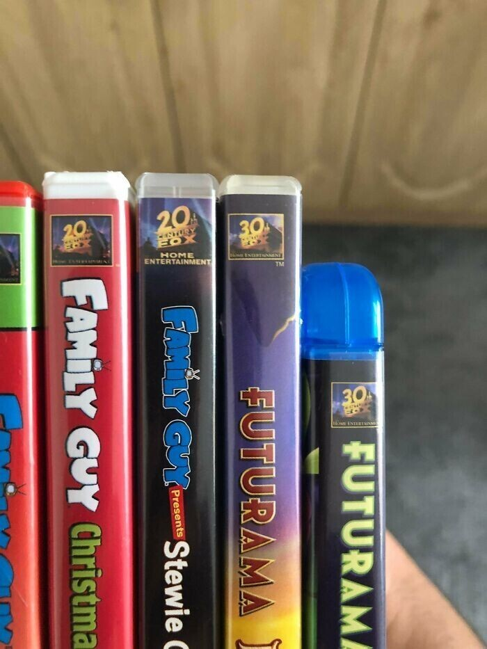 """Кому """"20th Century Fox"""", а кому и """"30th Century Fox"""" - это же """"Футурама!"""""""