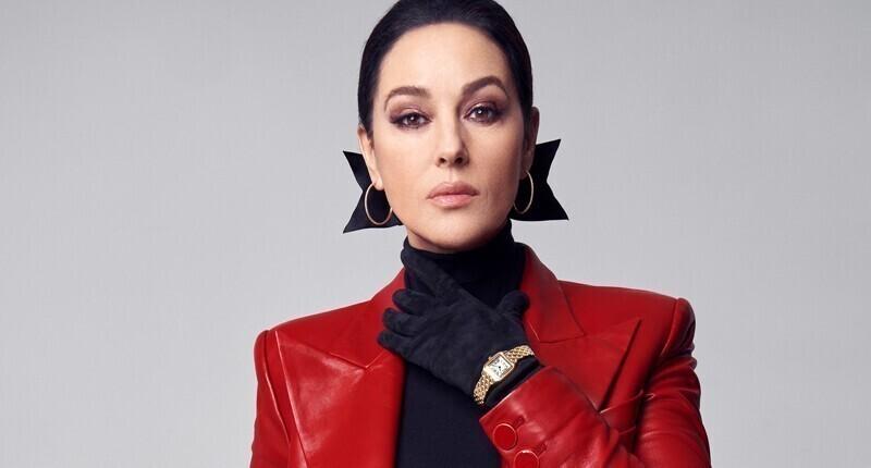 Моника Беллуччи для Cartier