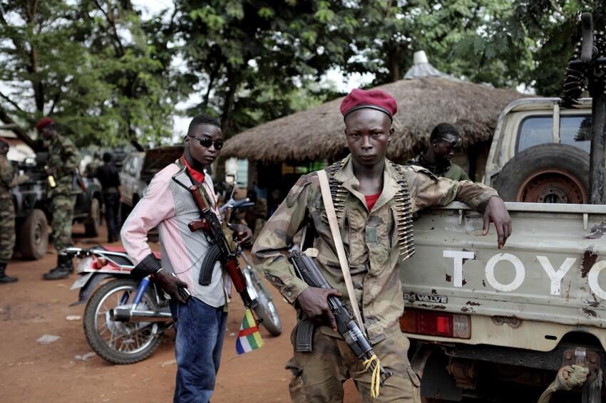 Африка и реалии ее дорожного движения