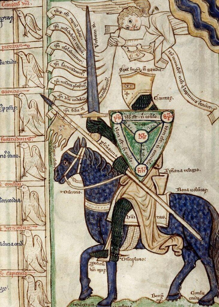 Заблуждение 3: Из-за мощных доспехов средневековые рыцари не могли быстро двигаться