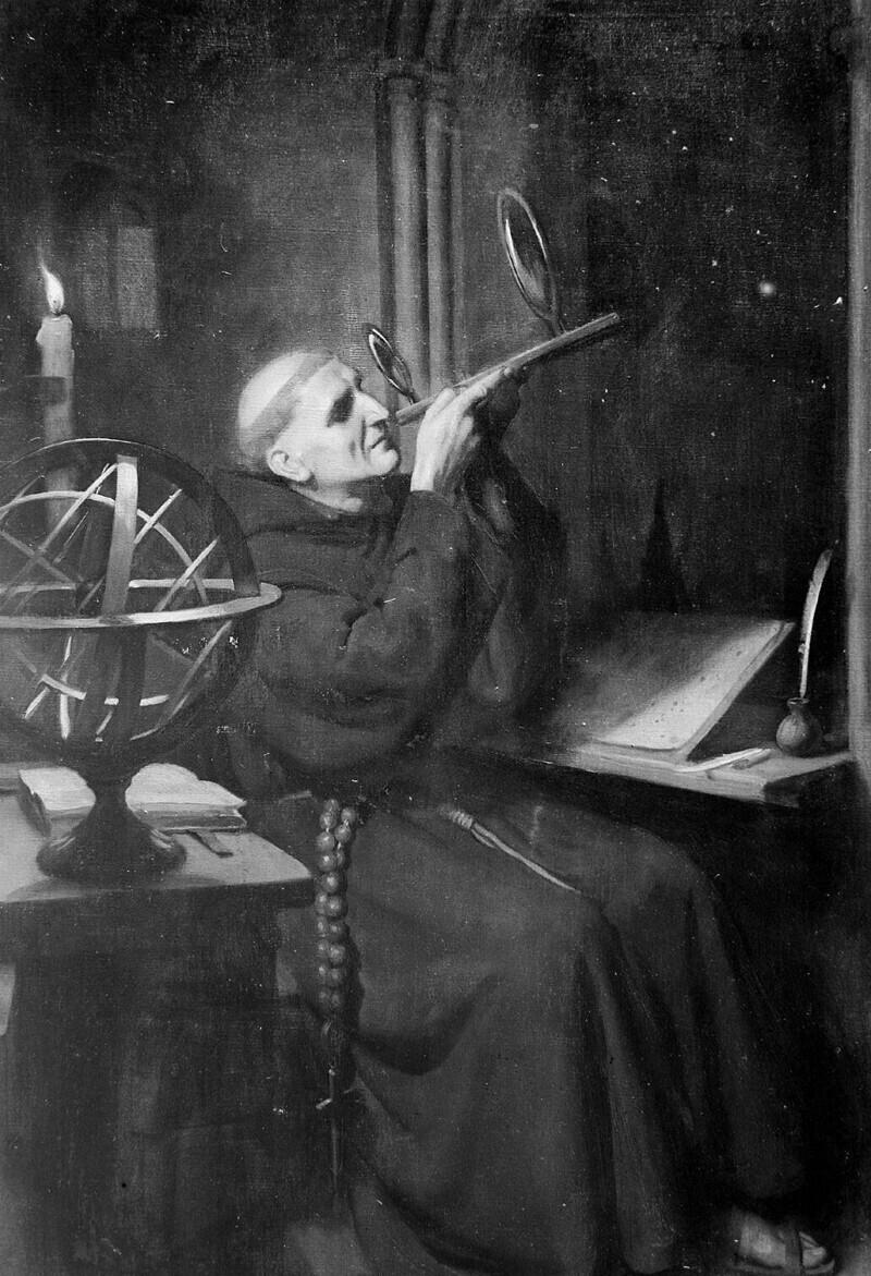 Заблуждение 4: люди Средневековья не верили в науку