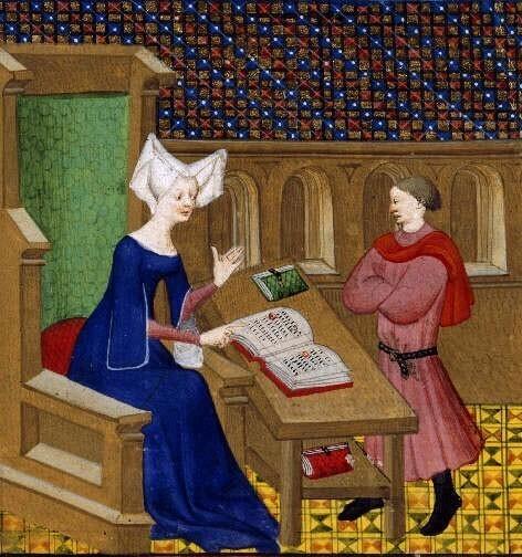 Заблуждение 5: Женщине в Средневековье не разрешалось строить карьеру