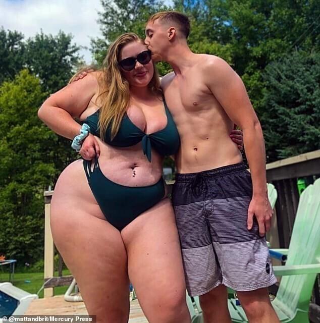 Когда 120 кило любви не помеха