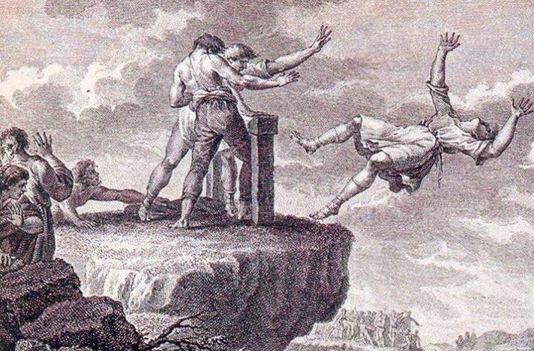 В Древнем Риме совершенно безнаказанно можно было убить любовника жены, или дочери (если любовник оказался, вольноотпущенным, актером или гладиатором)