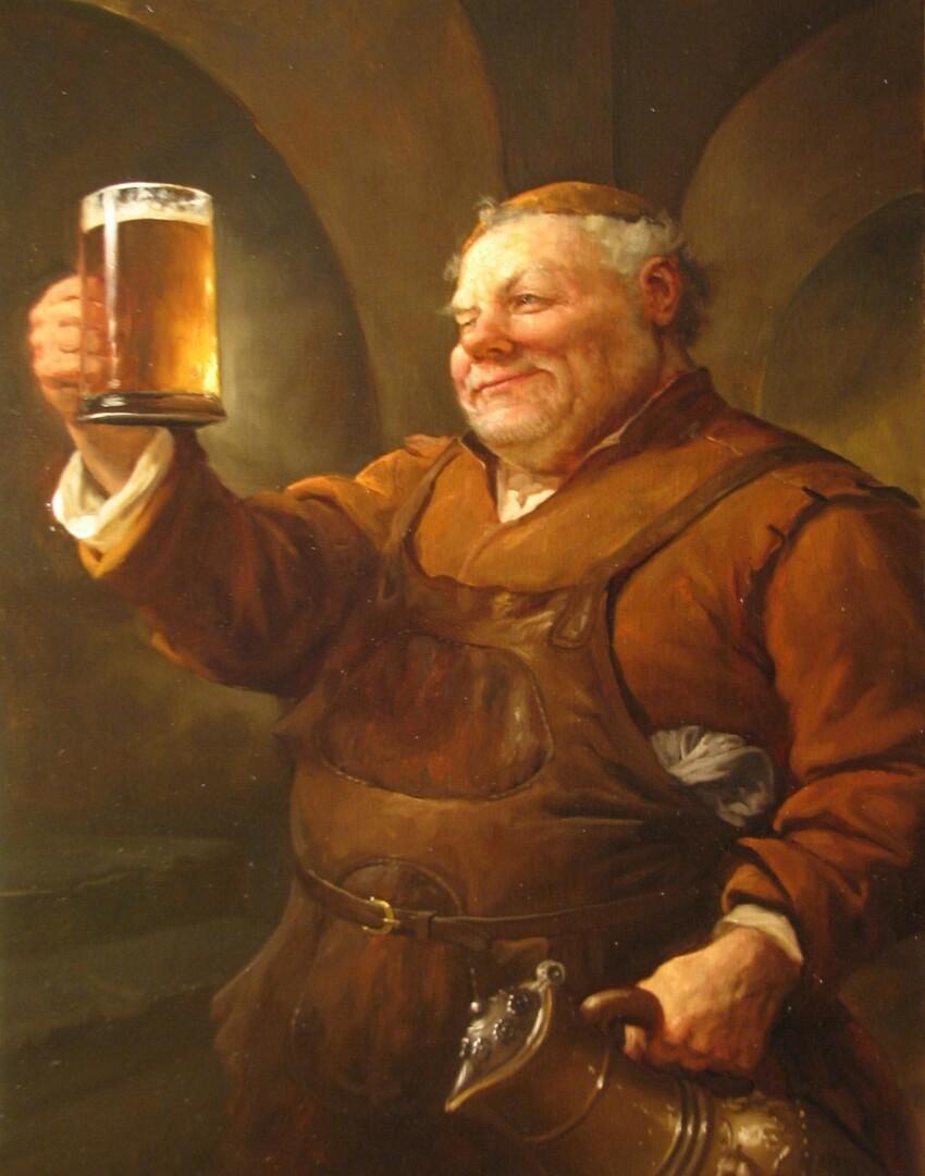 В Персии пивовара за плохо сваренное пиво лишали жизни - причем пивовар мог быть по собственному выбору  утоплен в собственном пиве, либо пить его до смерти