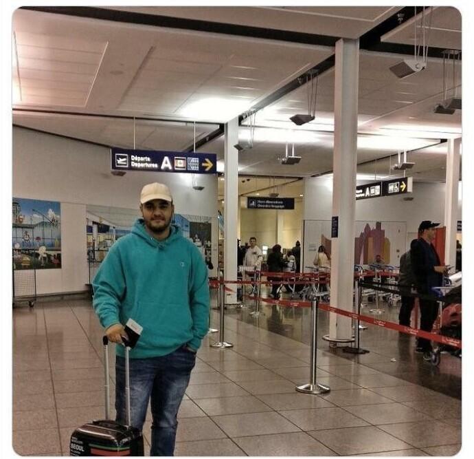 """""""Привет, меня зовут Ахмед, и сегодня впервые меня не забрали на выборочный досмотр при регистрации на рейс в аэропорту..."""
