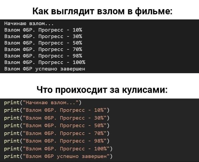 Хакеры...