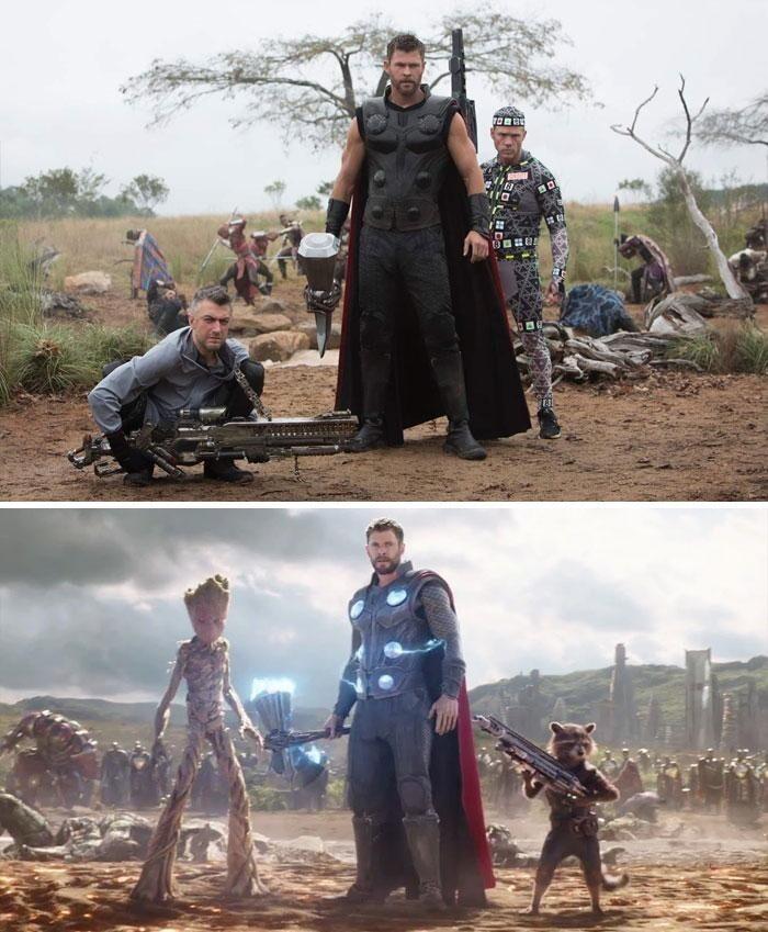 """""""Мстители: Война бесконечности"""" (2018)"""