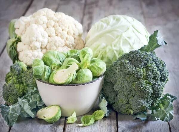 Капуста, брюссельская капуста, брокколи, цветная капуста и кольраби - это разные, но близкородственные растения