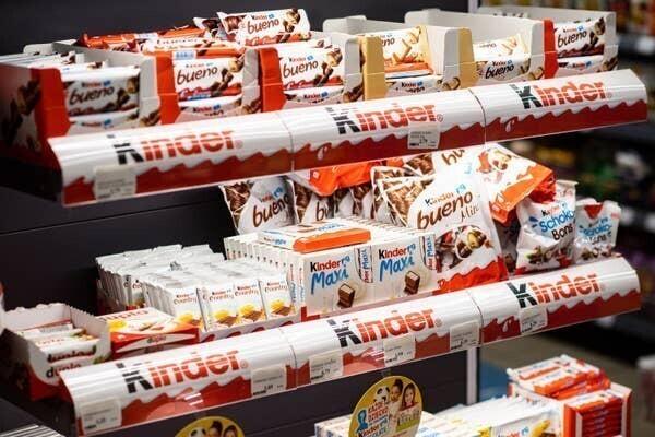 Европейский шоколад вкуснее американского, поскольку, по  требованиям регулятора, содержит больше молочных жиров и сухого молока