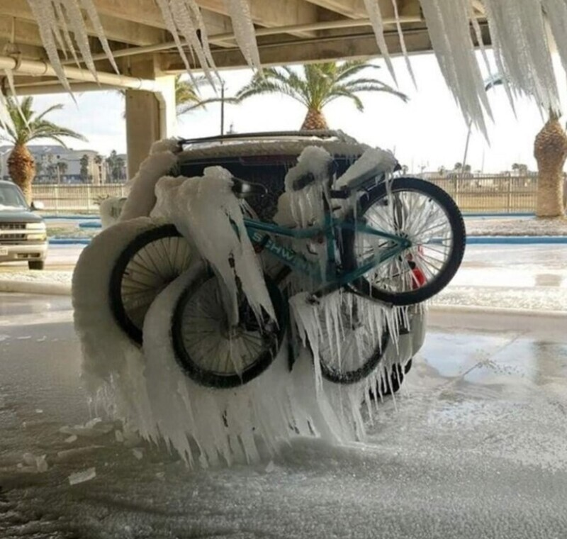 Как выживали в Техасе при внезапных морозах