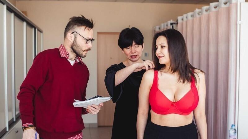Новая мода: грудь уменьшаем!
