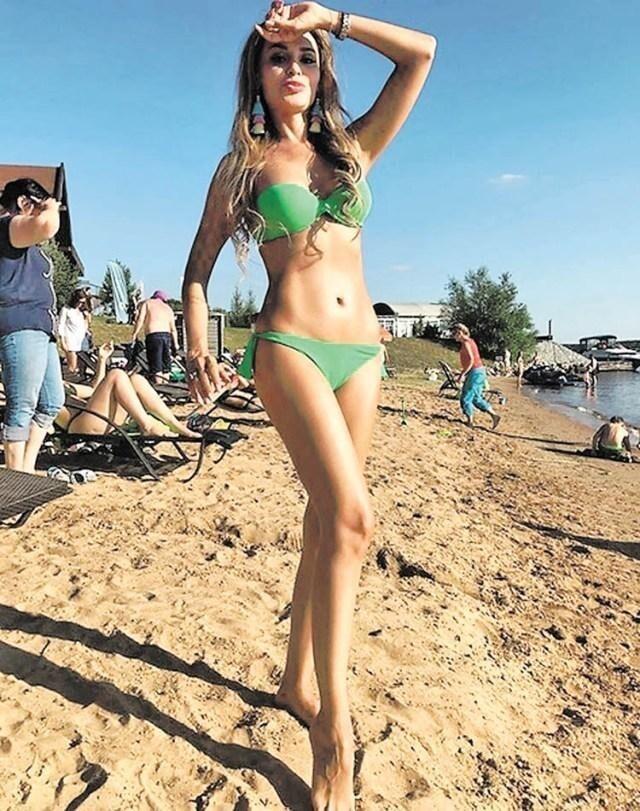 Анна Калашникова — российская актриса и модель, известная своим романом с Прохором Шаляпиным