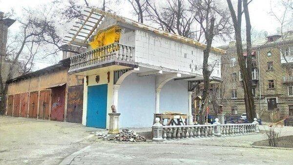 Чудеса гаражной жизни на российских просторах