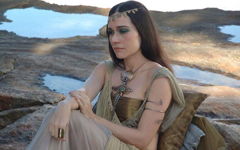 """Алессандра Негрини, """"Клеопатра"""", 2007"""