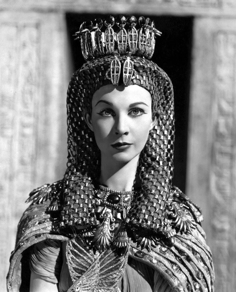 Вивьен Ли, фильм «Цезарь и Клеопатра», 1954