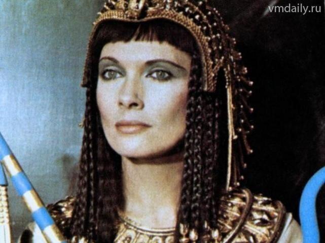 Хильдегард Нил, «Антоний и Клеопатра», 1972