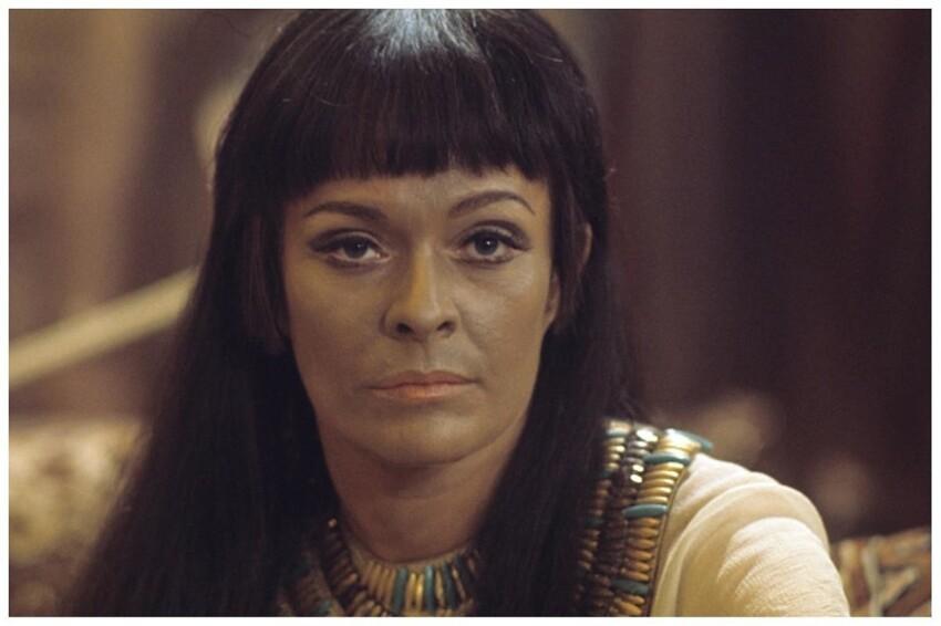 """Джанет Сазман, """"Антоний и Клеопатра"""", Великобритания, 1974"""