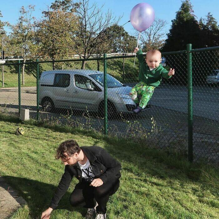 2. Люблю воздушные шарики!