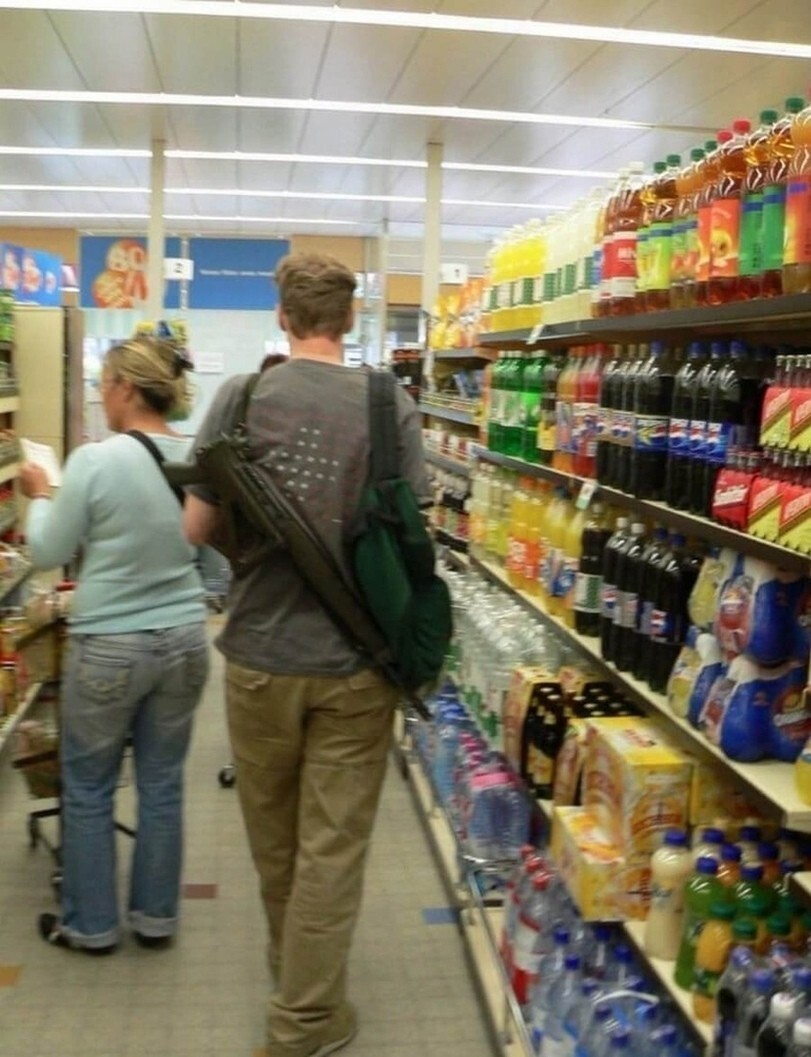За покупками