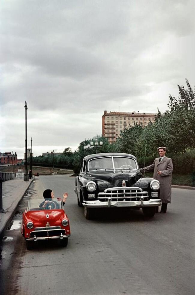 Просто мечта каждого советского дошколенка