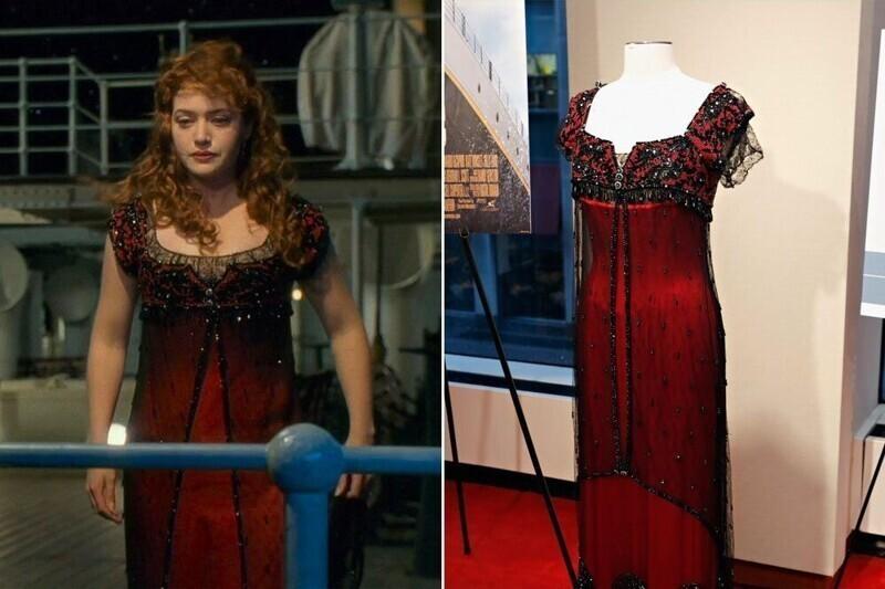 "Платье Розы - ""Титаник"""