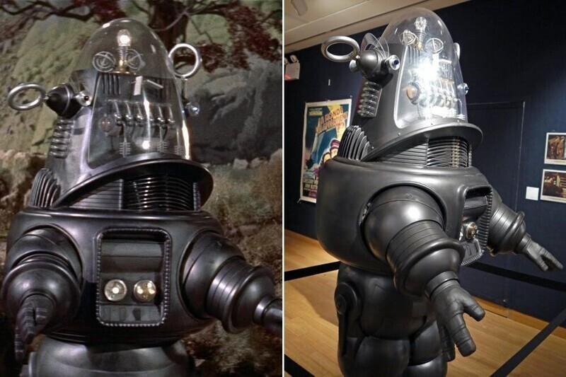 "Робот Робби - ""Запретная планета"""
