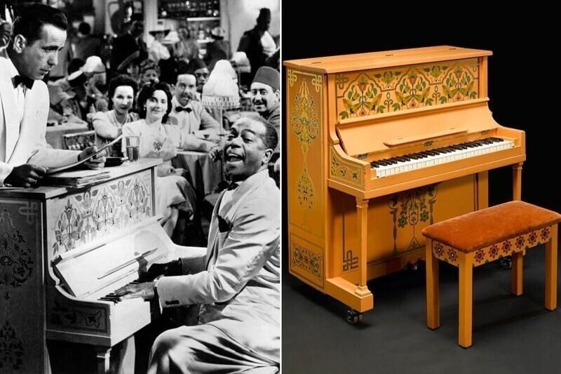 """Пианино - """"Касабланка"""""""