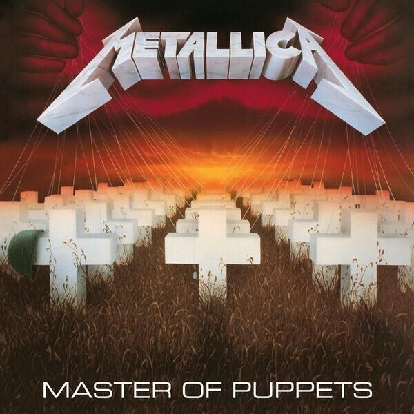 """Альбому """"Master of Puppets"""" 35 лет"""