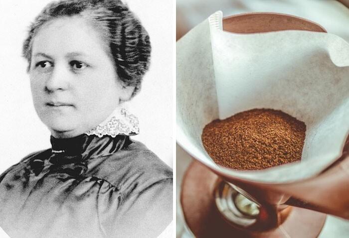 Мелитта Бенц и кофейный фильтр