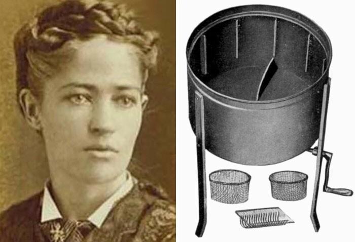 Джозефин Кокрейн и посудомойка