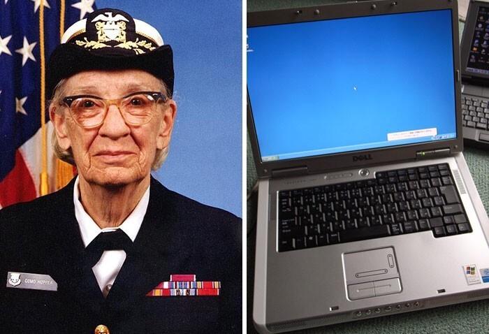 Грейс Хоппер и первый компьютерный языковой компилятор