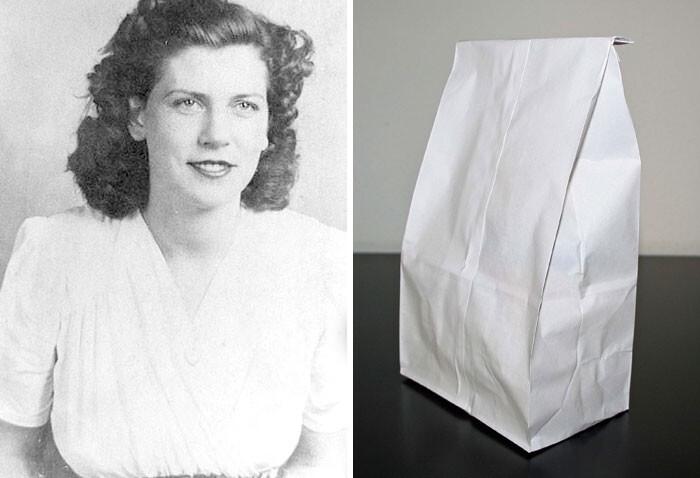 Маргарет Найт и бумажный пакет с широким дном